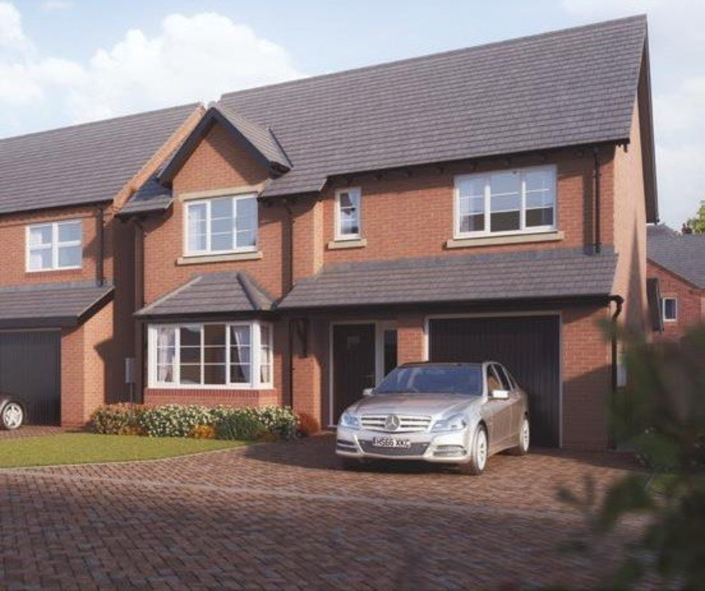 4 Bedroom Detached House, Plot 23 The Cambridge, Swithin's Wood