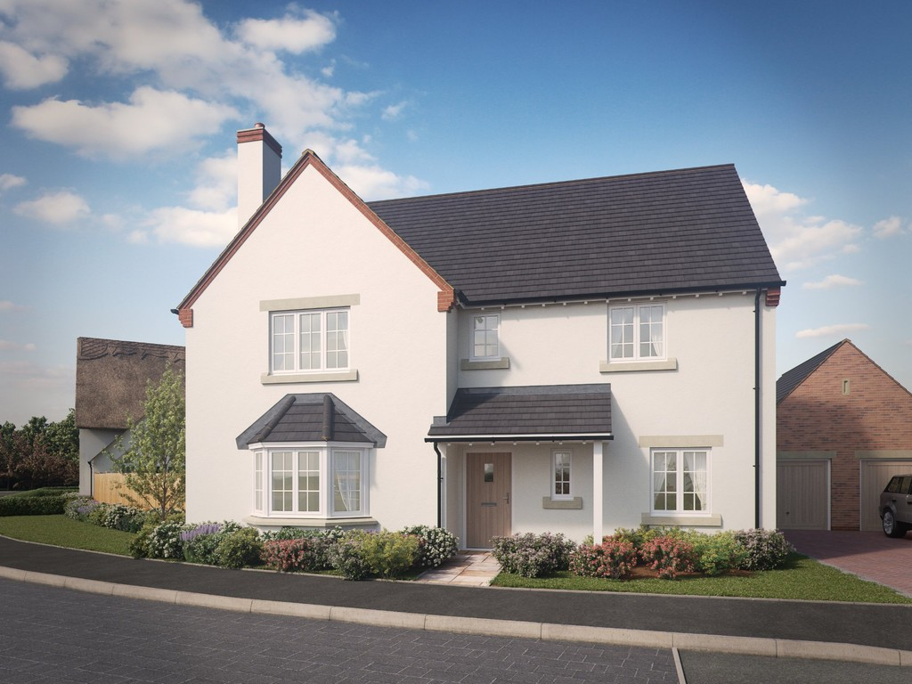 4 Bedroom Detached House, Plot 2 Shirley House, Upper Acres, Stratford Upon Avon