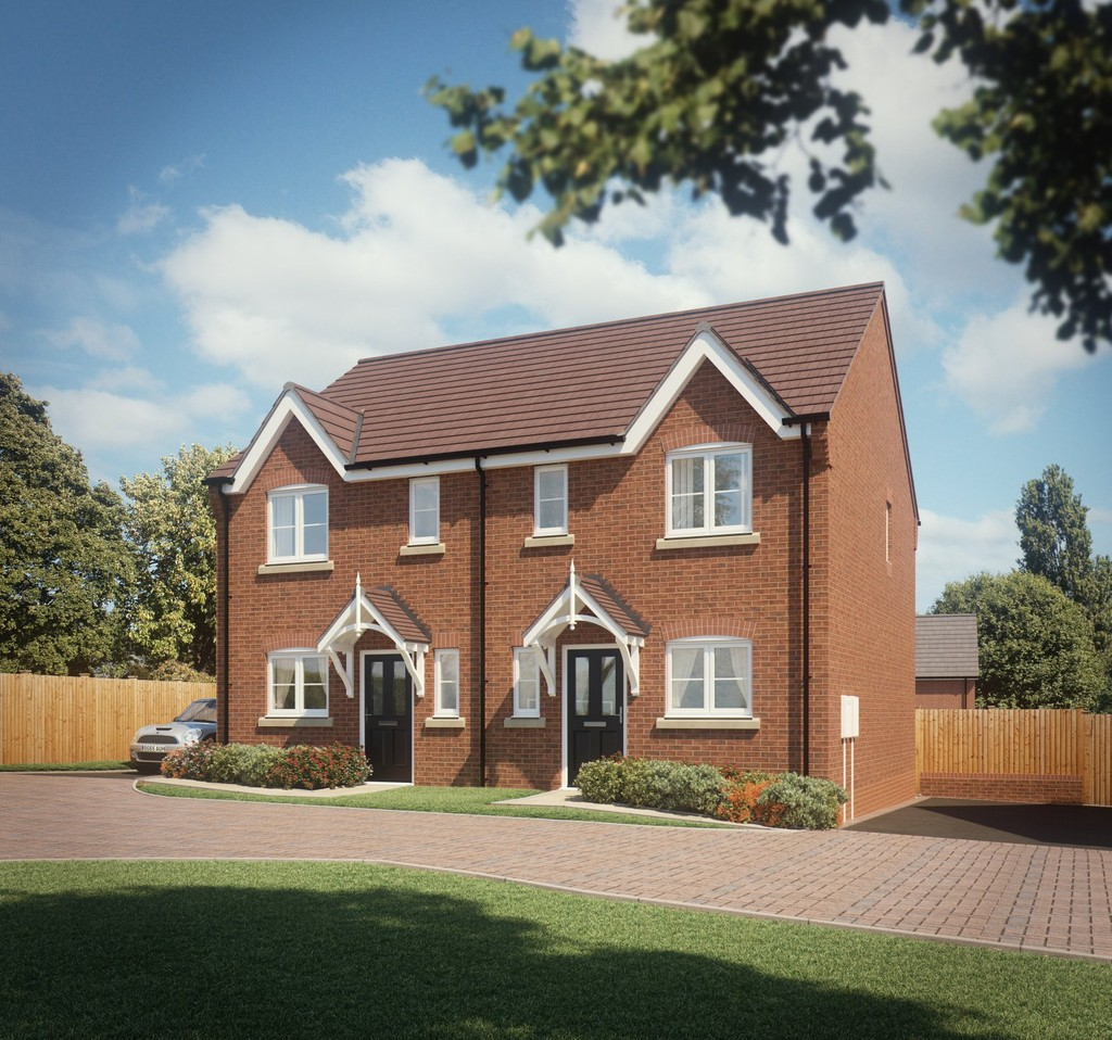 2 Bedroom Semi-Detached House, Plot 1 Arlington Hartwell Grange