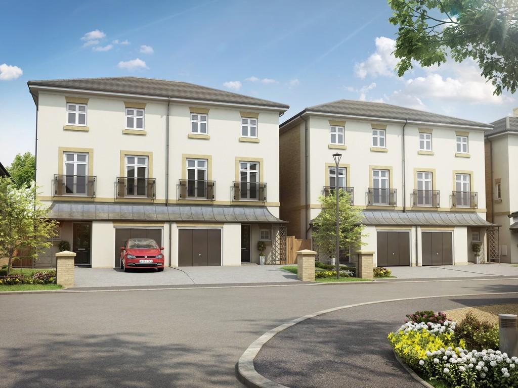 3 Bedroom Semi-Detached House, Plot 15, Nash Villas, Regents Green
