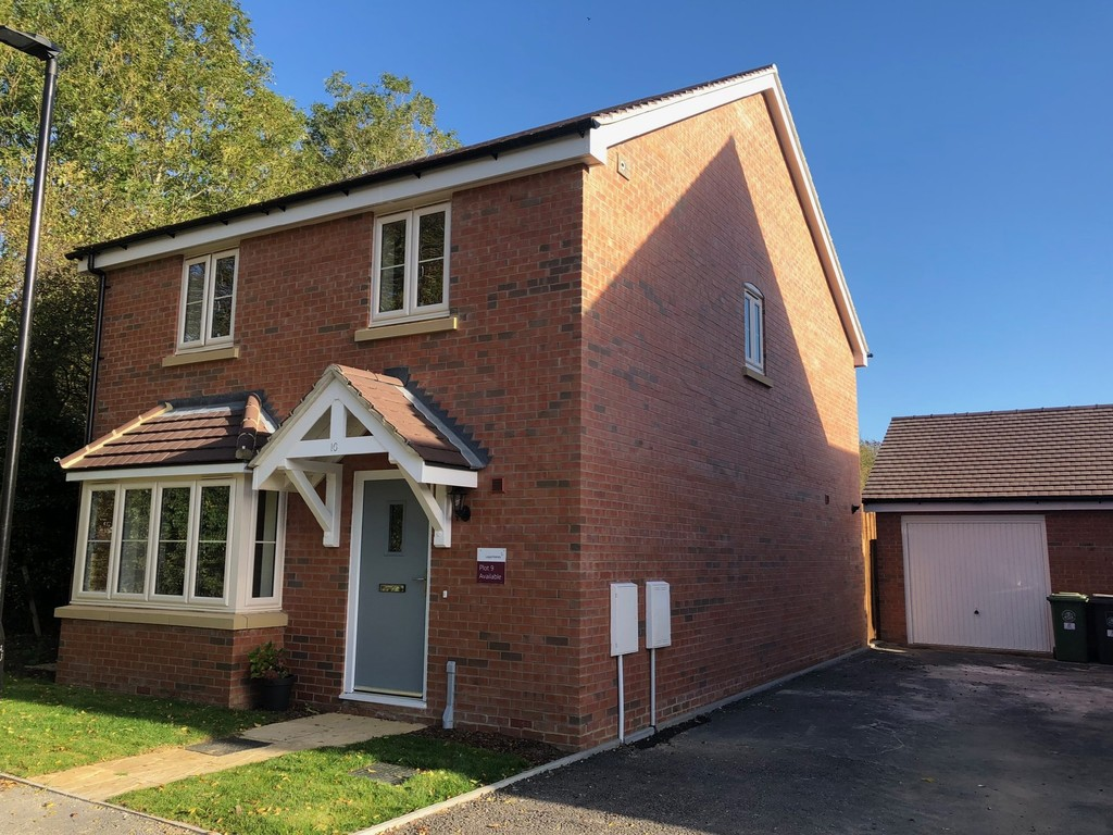 4 Bedroom Detached House, Plot 9, Greencastle, Willowbrook Gardens, Fenny Compton