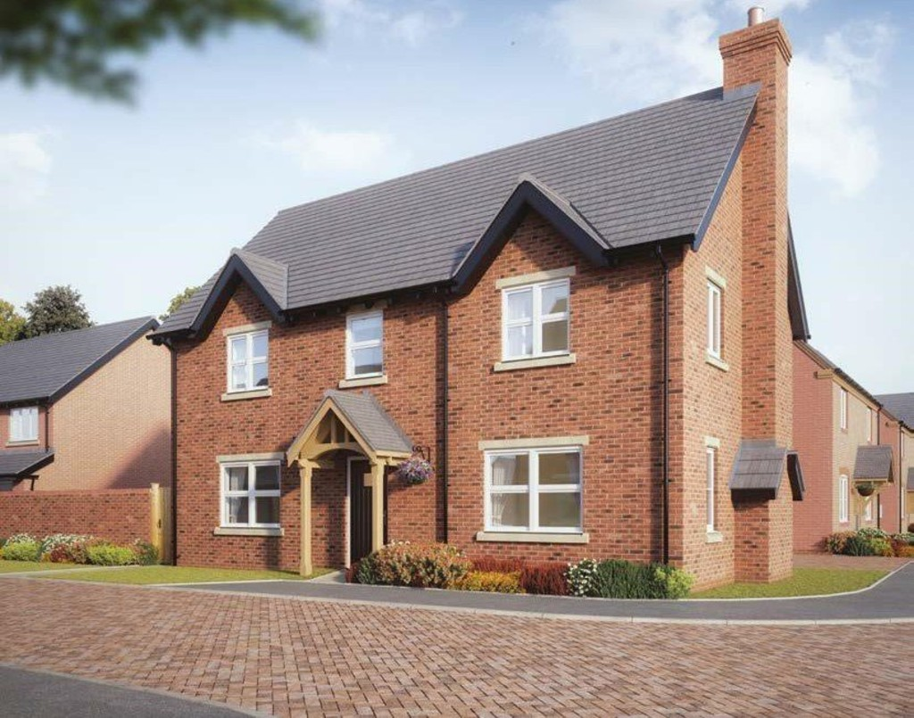 3 Bedroom Detached House, Plot 5 The Haywood, Swithin's Wood