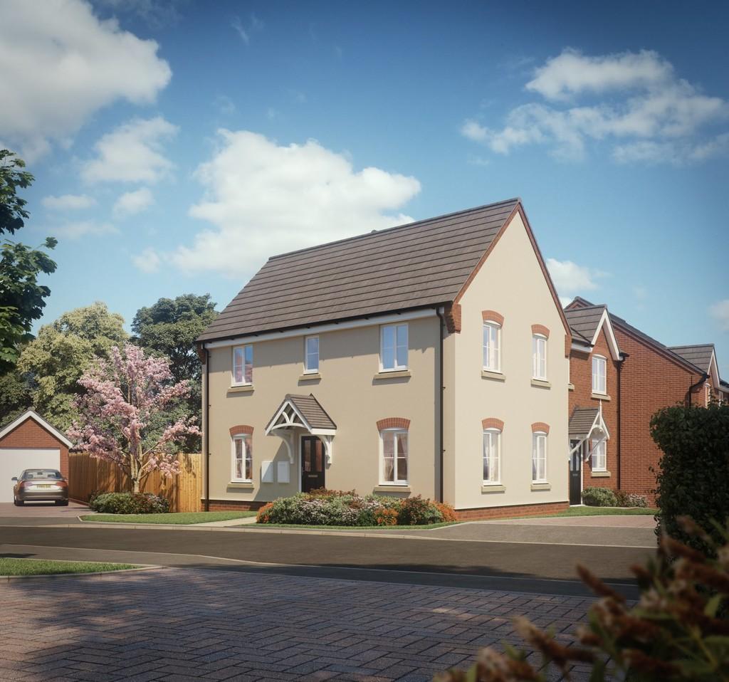 3 Bedroom Detached House, Plot 13 Hartwell Grange, Badsey