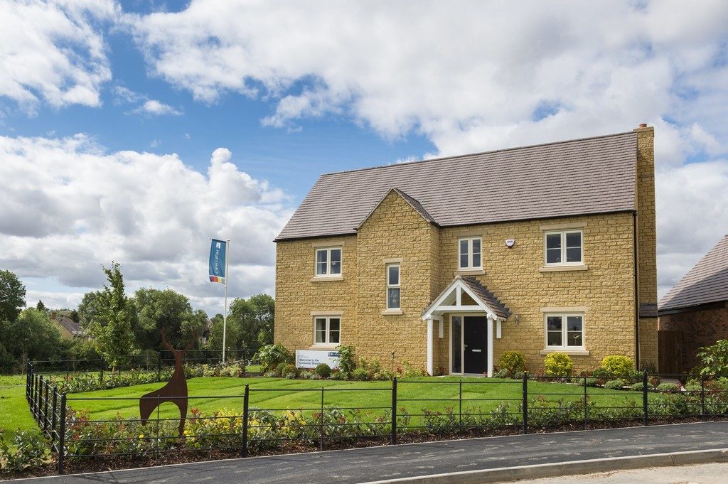5 Bedroom Detached House, Plot 22, The Cotswold, The Orchards, Tredington
