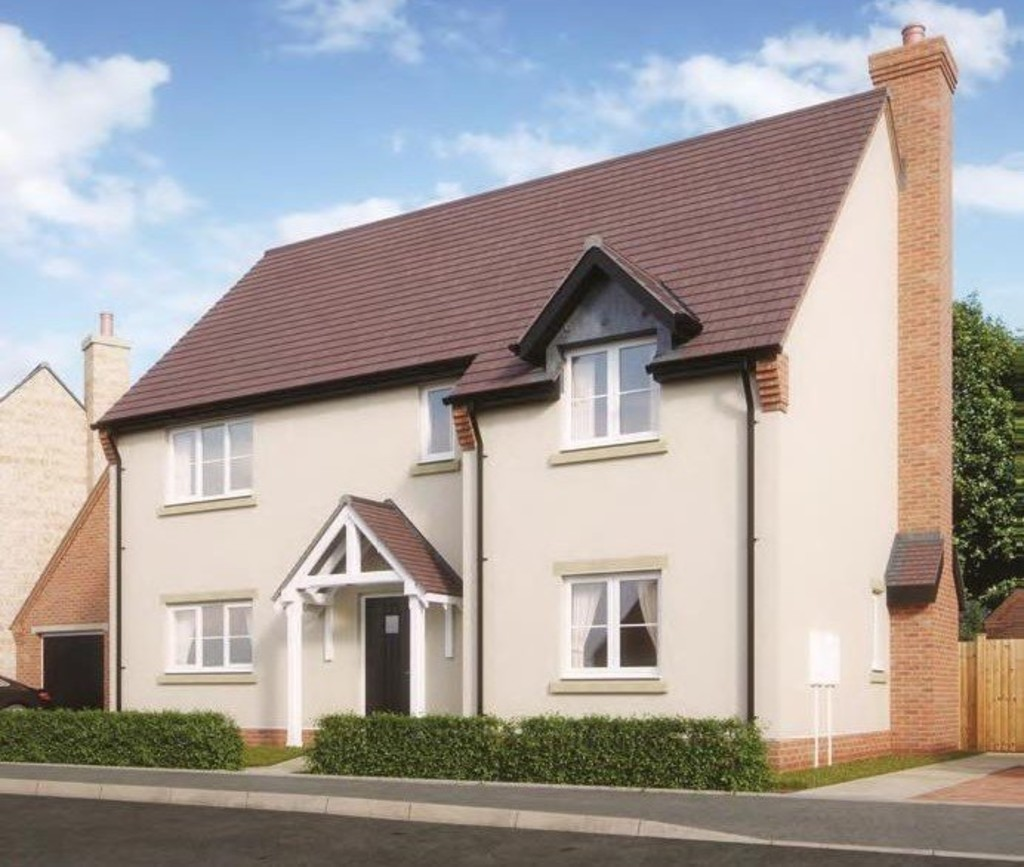 4 Bedroom Detached House, Plot 24 Welford, The Orchards, Tredington