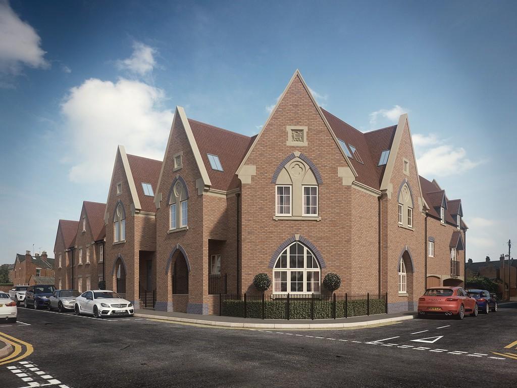 4 Bedroom Town House, Plot 3, Lockhart Court, Leamington Spa