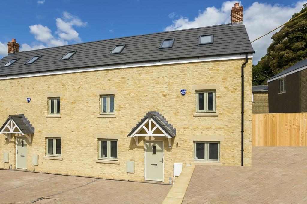 3 Bedroom Semi-Detached House, Plot 6, Horsefair, Chipping Norton