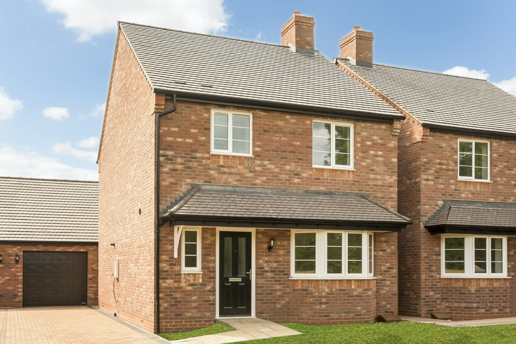 3 Bedroom Detached House, 4 Edgehill View, Gaydon