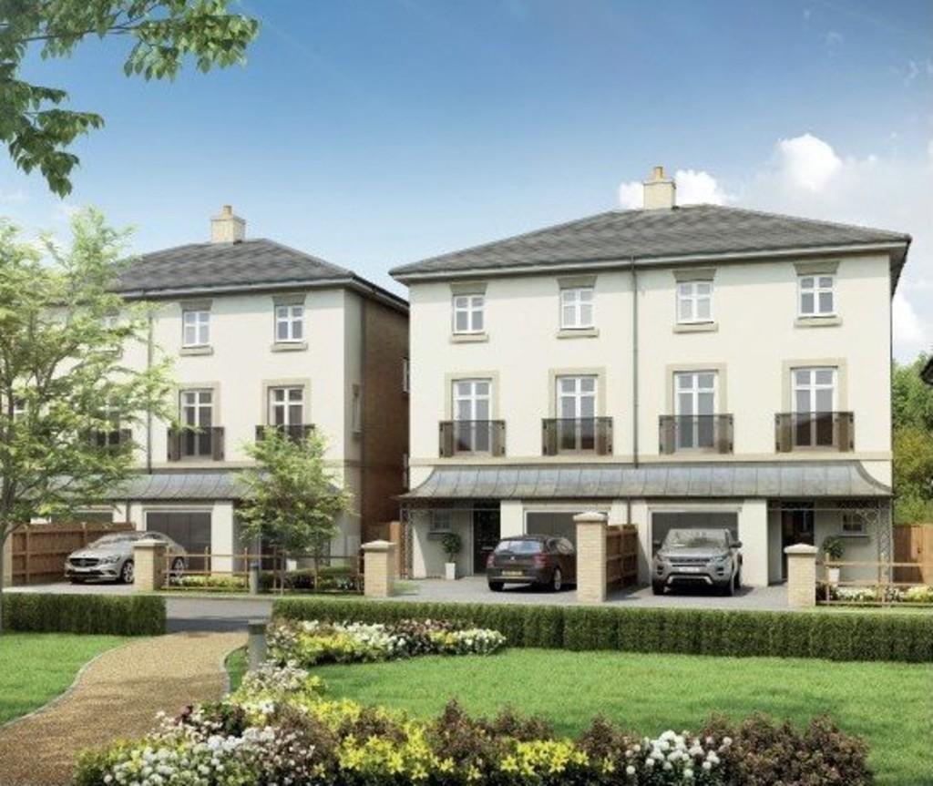 4 Bedroom Semi-Detached House, Plot 9 Langham Villa, Regents Green