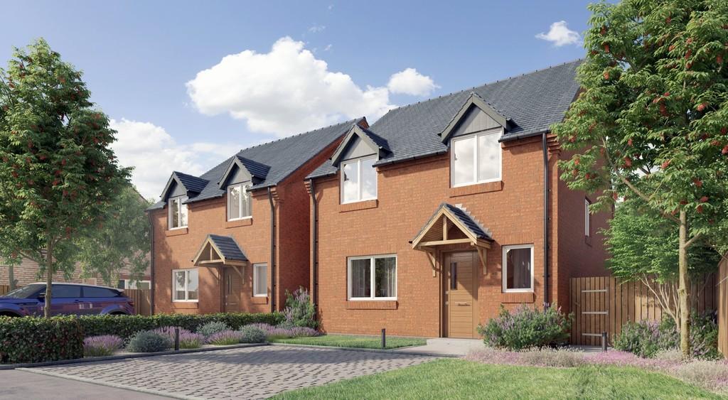 3 Bedroom Detached House, Plot 6 Wellington Gardens II, Bidford On Avon