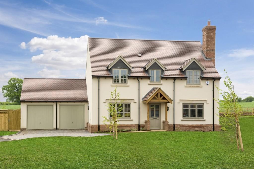 4 Bedroom Detached House, Plot 6, Salter's Oak, Great Alne