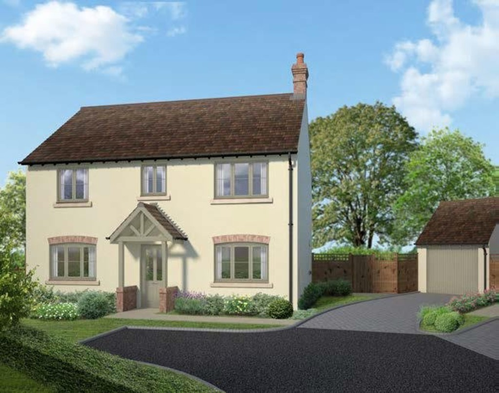 3 Bedroom Detached House, Plot 7, Salter's Oak, Great Alne