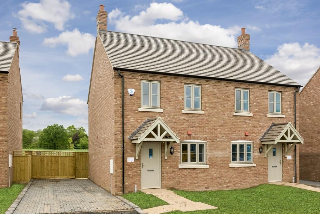 2 Bedroom Semi-Detached House, Plot 9, Salter's Oak, Great Alne