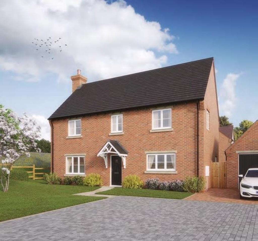4 Bedroom Detached House, Plot 9 The Armscote, The Orchards, Tredington