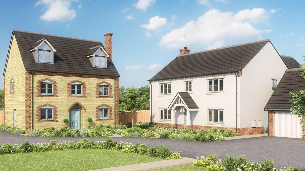 5 Bedroom Detached House, Coming Soon Plot 2 Blewbury Copse, Little Kineton