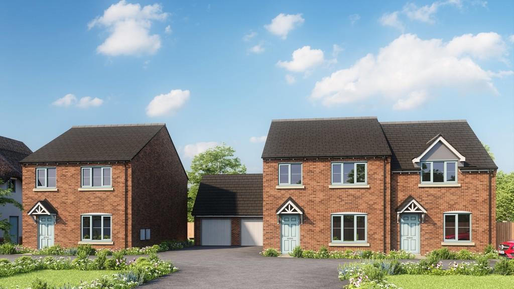 3 Bedroom Semi-Detached House, Plot 7 Blewbury Copse, Little Kineton