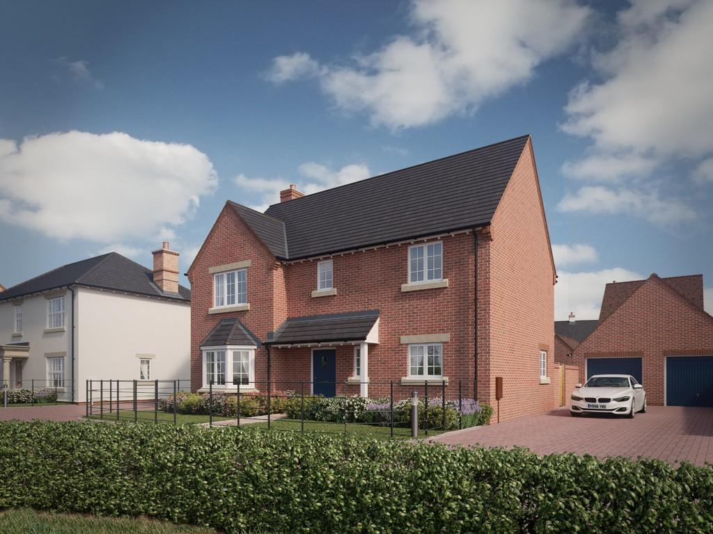 4 Bedroom Detached House, No 20 Lambcote House, Upper Acres, Ettington