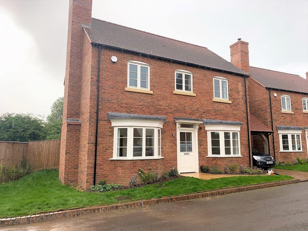 4 Bedroom Detached House, Plot 1 Shottery Green