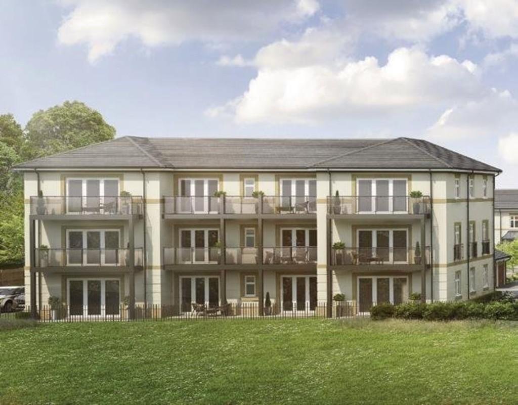 1 Bedroom Apartment, Apartment 4, Thomas House, Regents Green