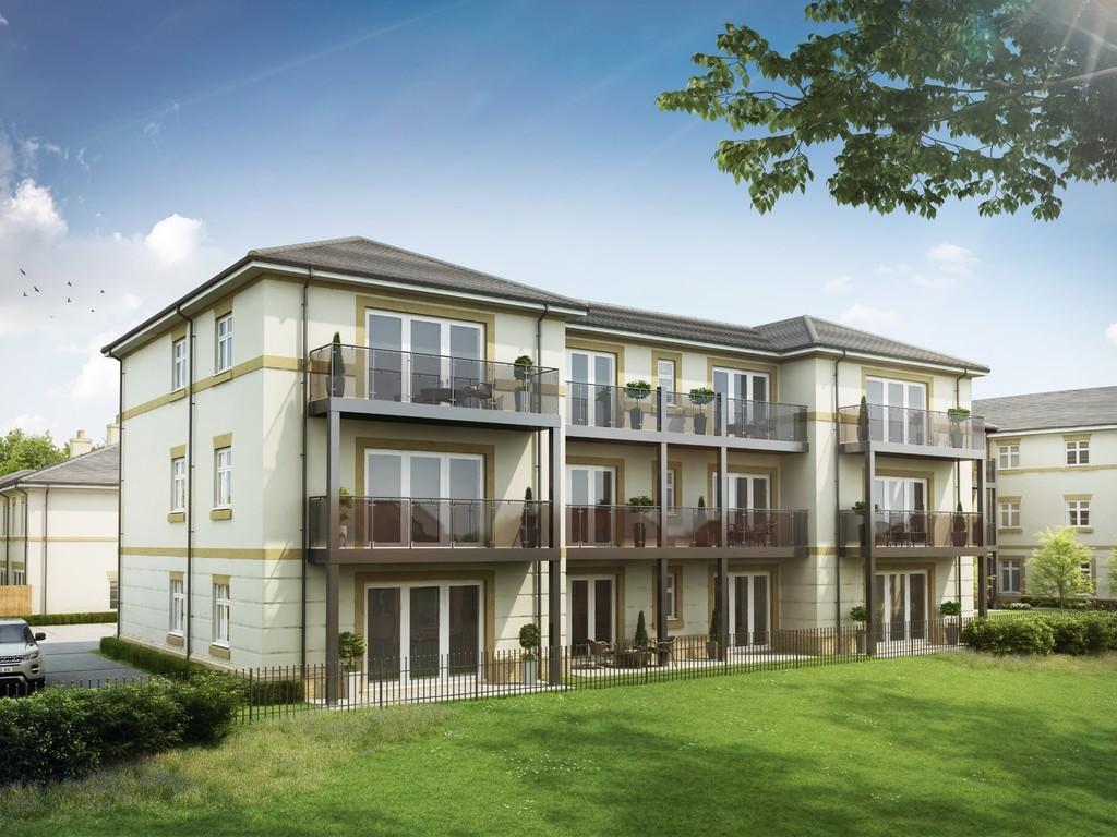 1 Bedroom Ground Floor Flat, Apartment 4, Thomas House, Regents Green