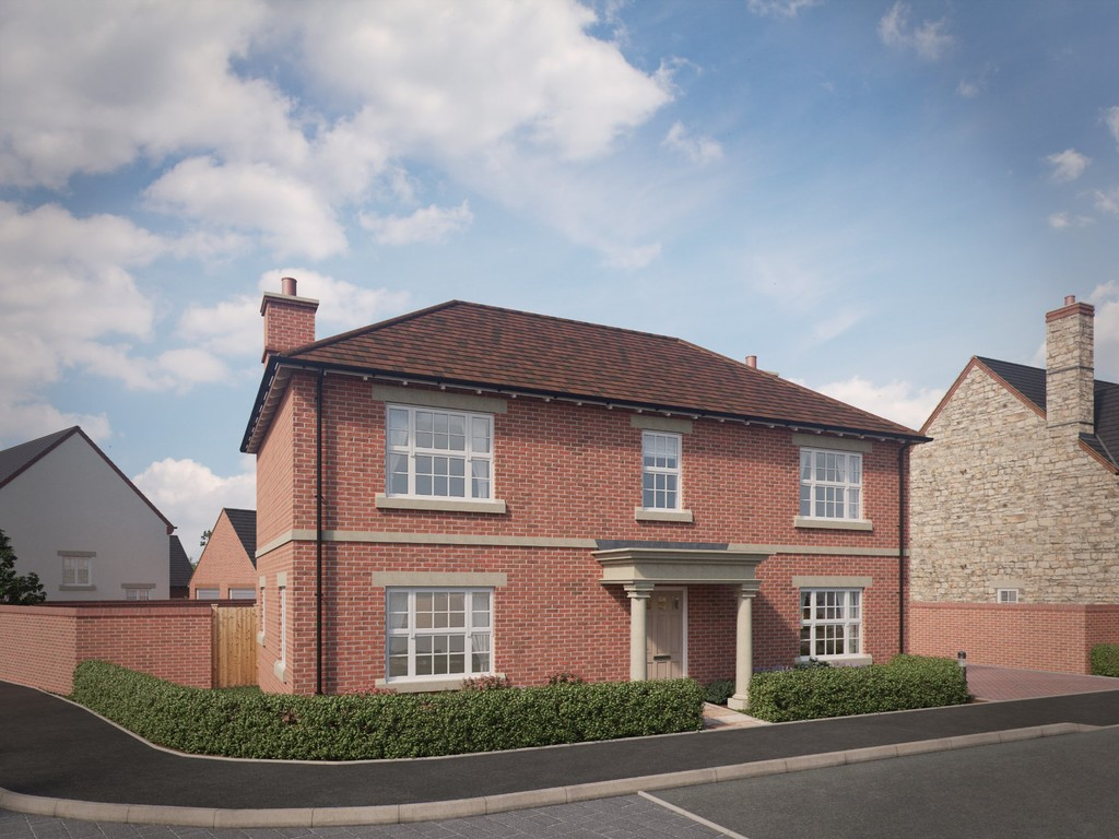 4 Bedroom Detached House, No 19 Thornton House, Upper Acres