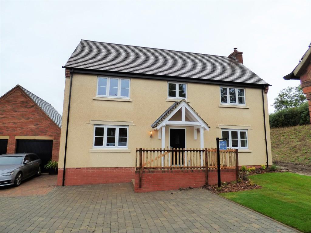 4 Bedroom Detached House, Plot 6, The Hamsterley, The Orchards, Tredington