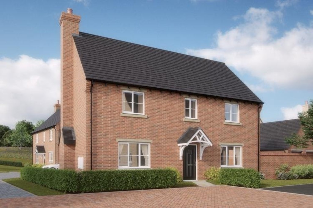 4 Bedroom Detached House, Plot 21 The Haywood, The Orchards, Tredington