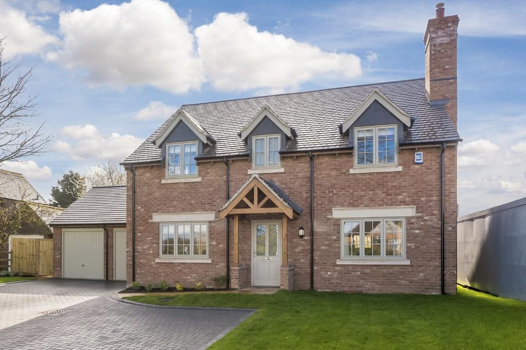 4 Bedroom Detached House, Plot 2 Salter's Oak, Spernal Lane