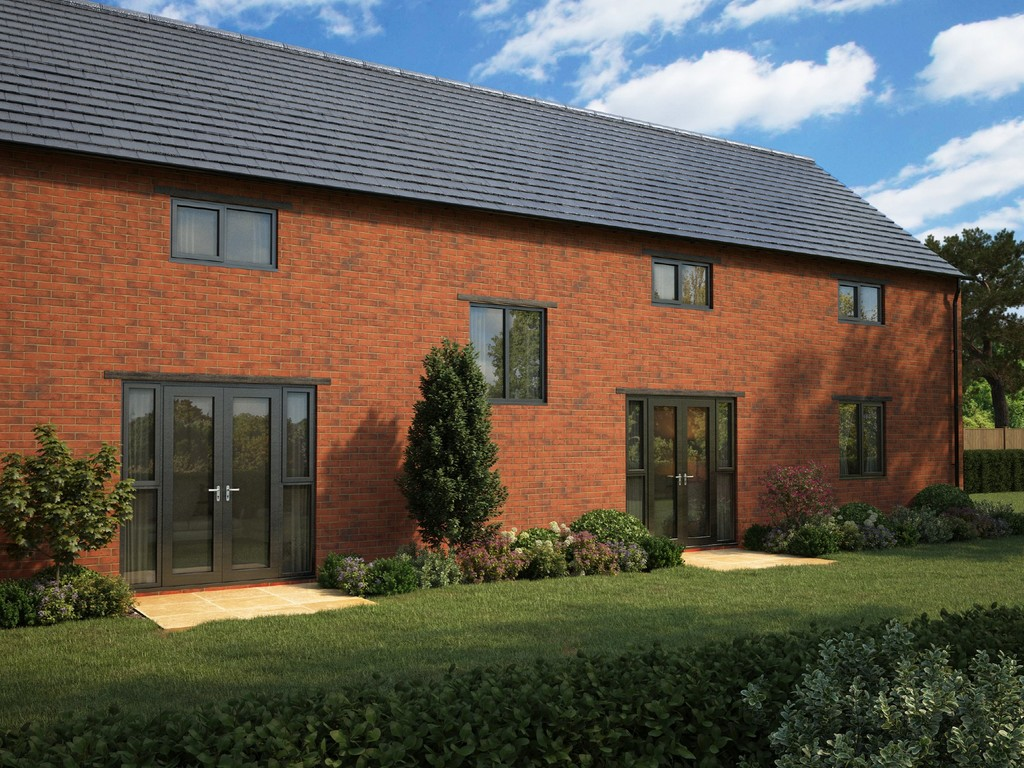 4 Bedroom Detached House, Plot 16 The Belmont The Orchard, Norton