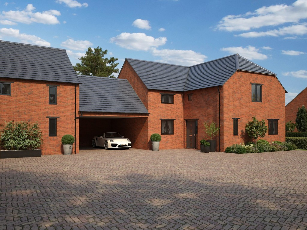 4 Bedroom Link Detached, Plot 15 The Redfield The Orchard, Norton
