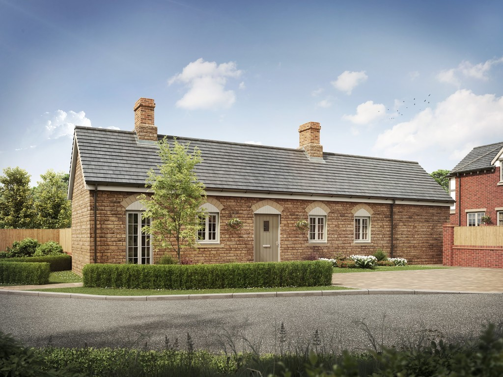 2 Bedroom Detached Bungalow, Plot 5, Station House, Avon View, Welford On Avon