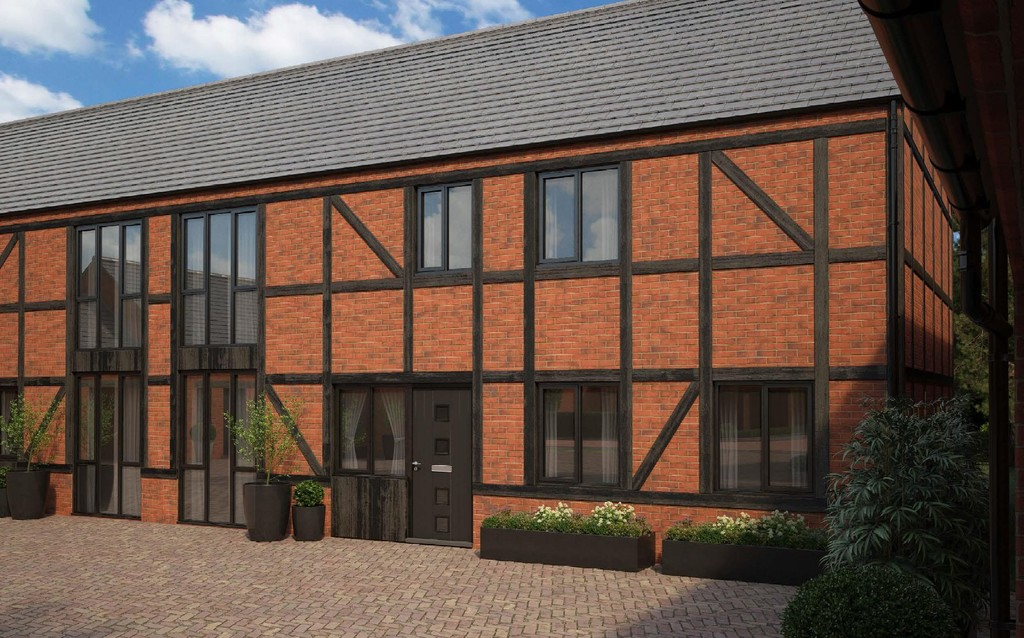 4 Bedroom Semi-Detached House, Plot 17 The Evelina, The Orchard, Norton