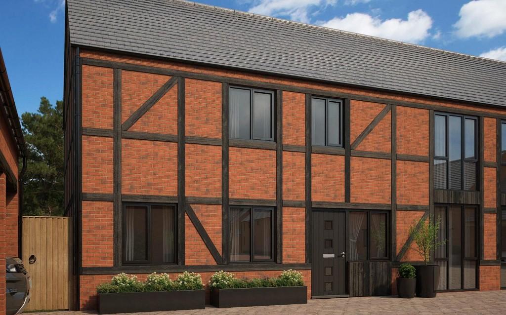 4 Bedroom Semi-Detached House, Plot 18 The Crofton, The Orchard, Norton