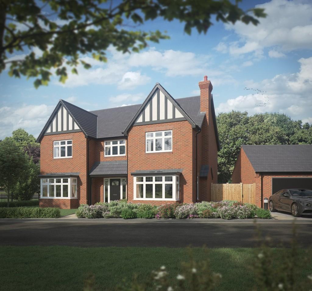 5 Bedroom Detached House, Show Home The Kelmscott, Beaufort Park, Long Marston