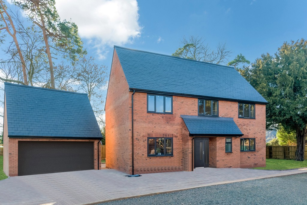 5 Bedroom Detached House, Plot 1 The Rookery, Lower Quinton