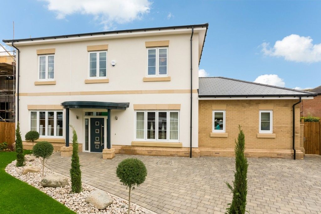 5 Bedroom Detached House, Plot 1 Clarence Villa, Regents Green