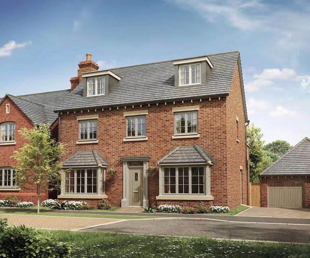 5 Bedroom Detached House, Plot 9 Tarnbrook, Avon View, Welford On Avon