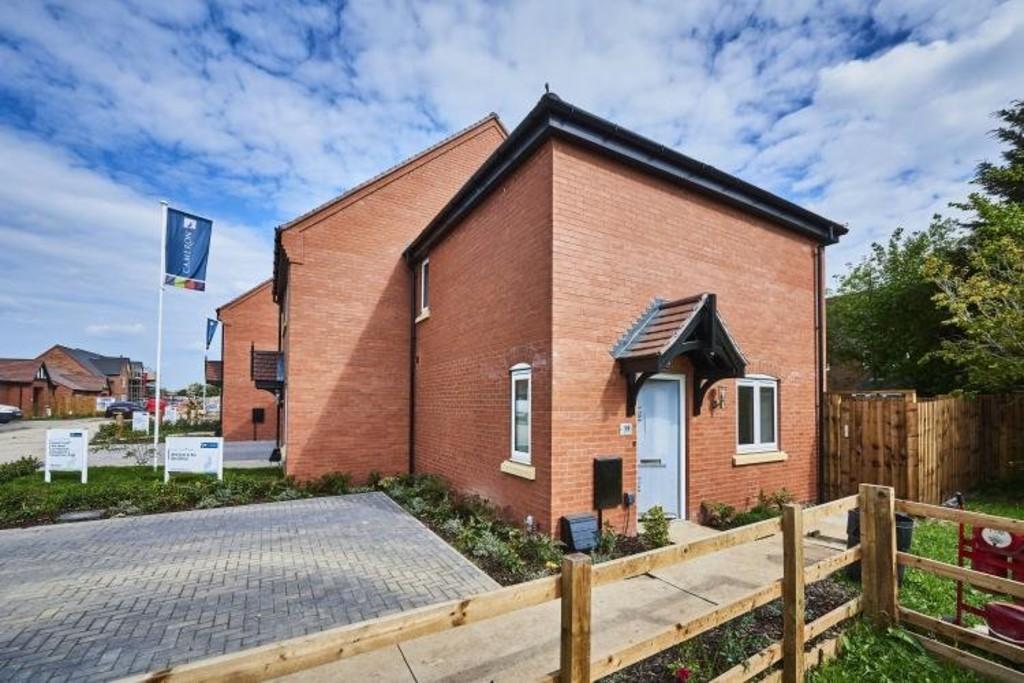 1 Bedroom Semi-Detached House, Plot 18, Beaufort Park, Long Marston