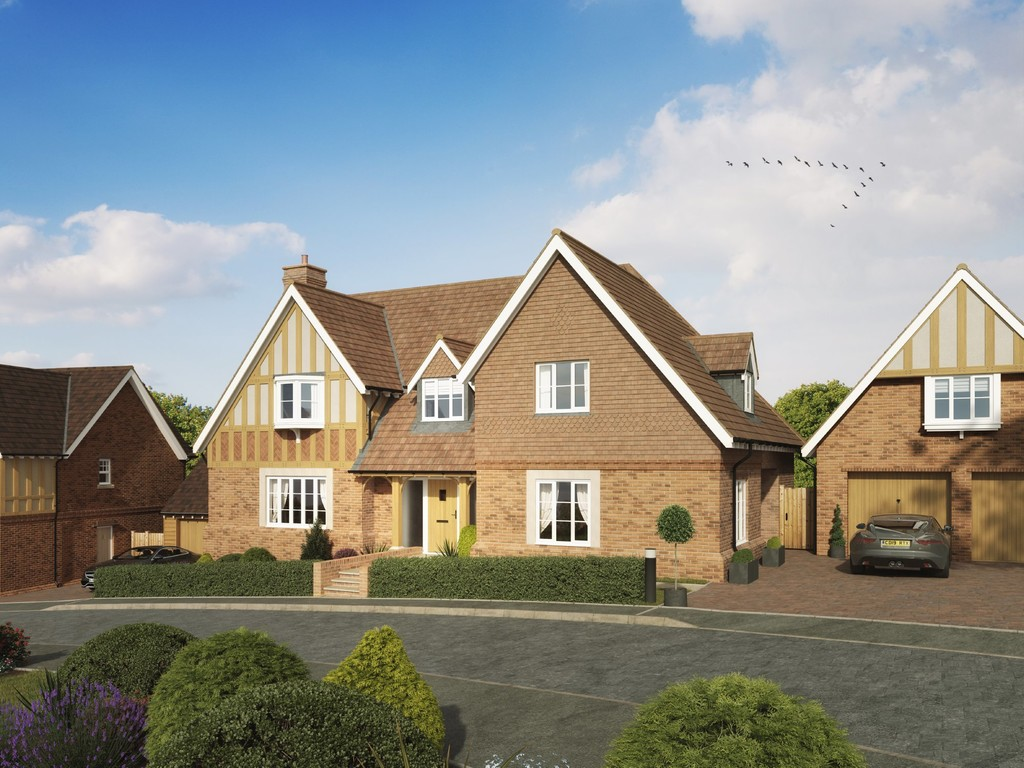 5 Bedroom Detached House, No. 7 Hambleton House, The Roundelay Collection, Stratford Upon Avon