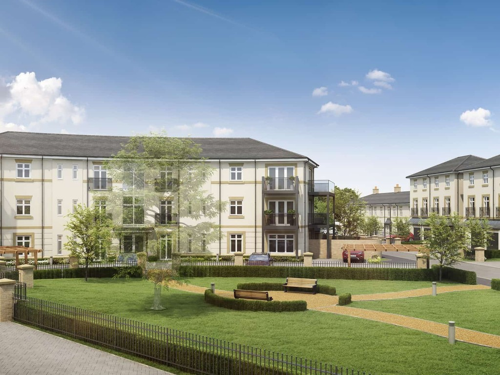 2 Bedroom Apartment, Apartment 24, Wyatt House, Mansion Apartments, Regents Green