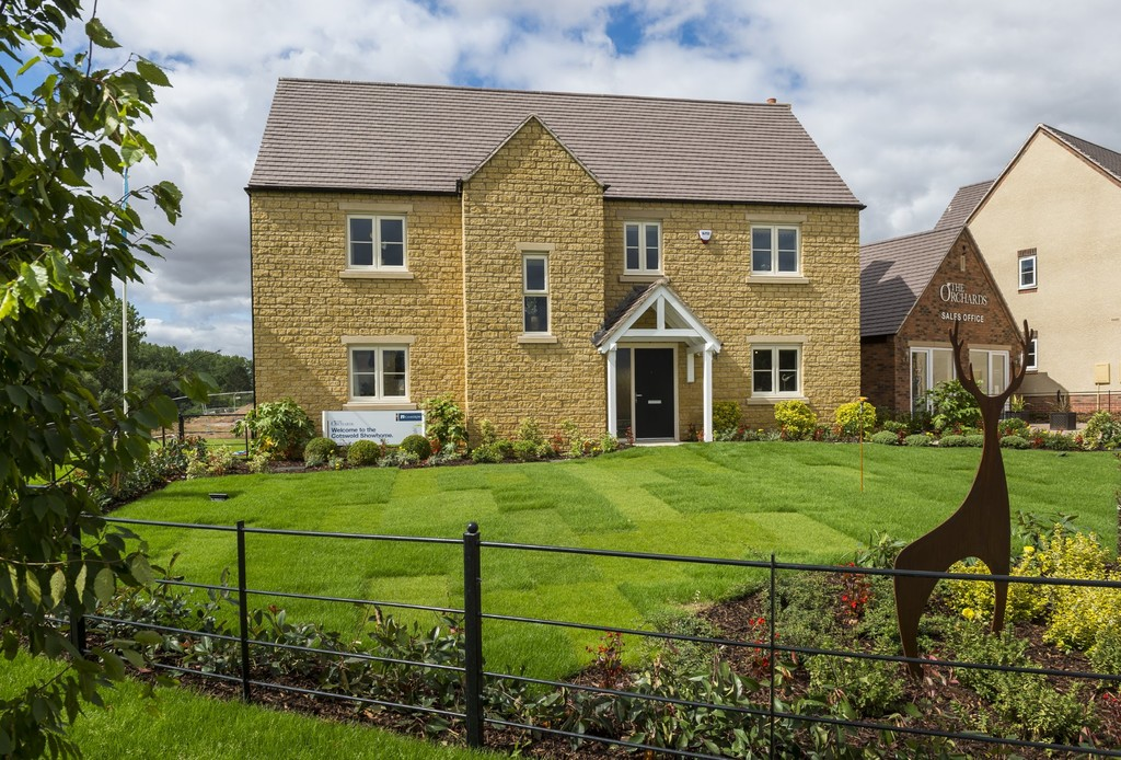 5 Bedroom Detached House, Plot 29, The Cotswold, The Orchards, Tredington