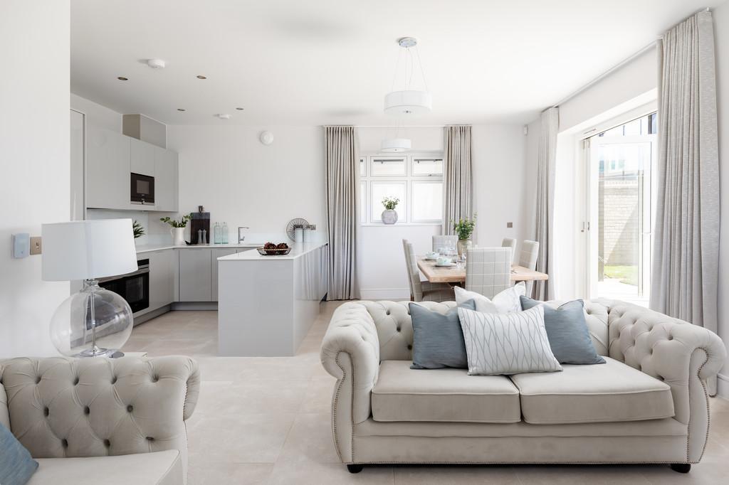 3 Bedroom Apartment, Apartment 3, Wyatt House, Mansion Apartments, Regents Green