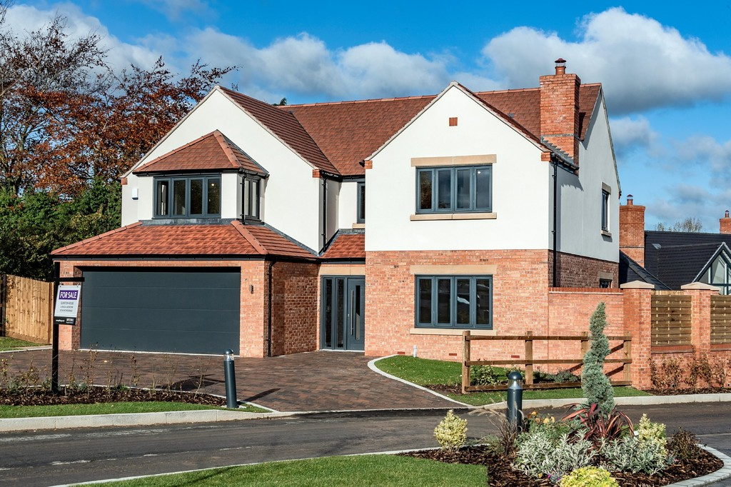 4 Bedroom Detached House, Quinton House, Milbank Welford On Avon