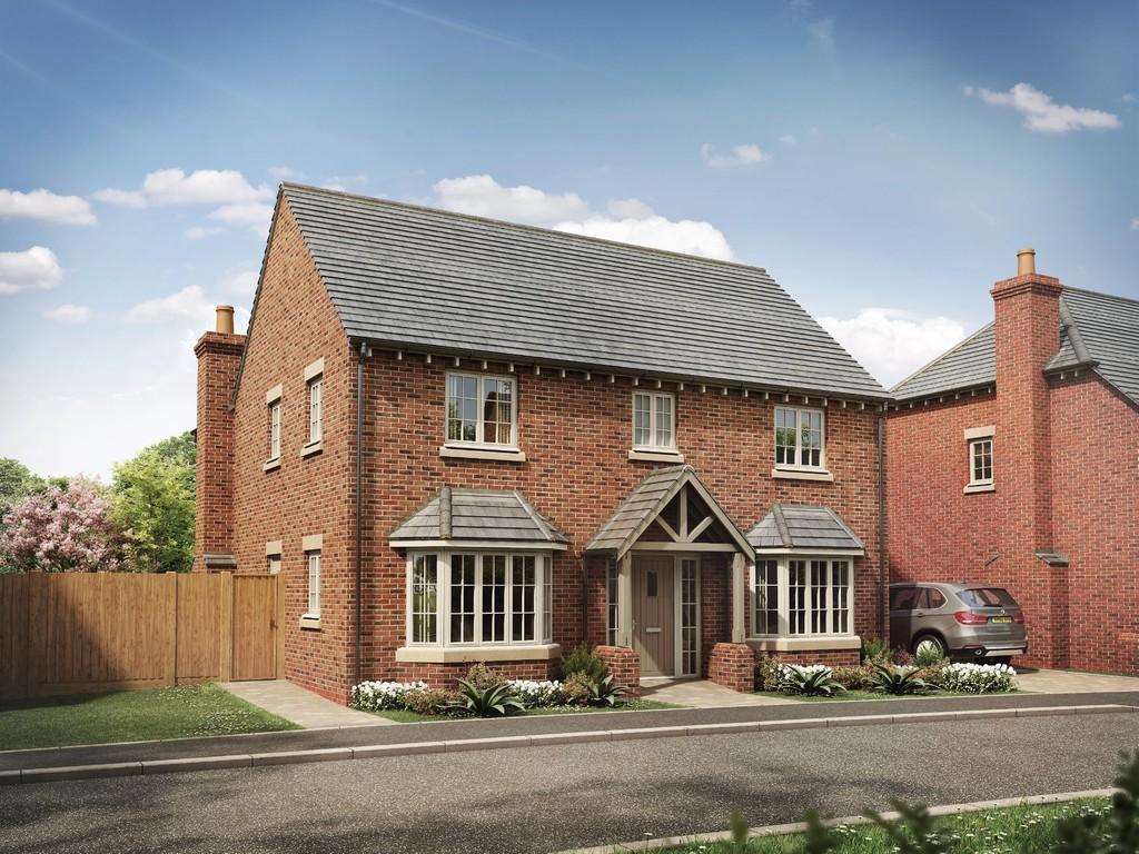 4 Bedroom Detached House, Plot 13 Derwent, Avon View, Welford On Avon