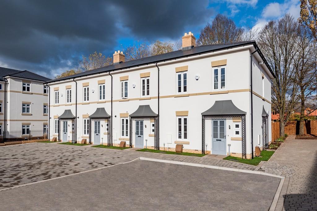 2 Bedroom Mid Terraced House, Plot 43 Holme Terrace, Regents Green, Leamington Spa