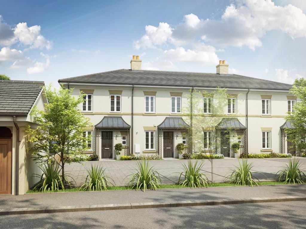 2 Bedroom Mid Terraced House, Plot 42, Holme Terrace, Regents Green