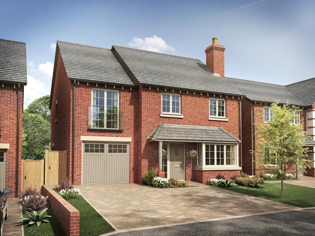 4 Bedroom Detached House, Plot 24 Avon, Avon View, Welford On Avon