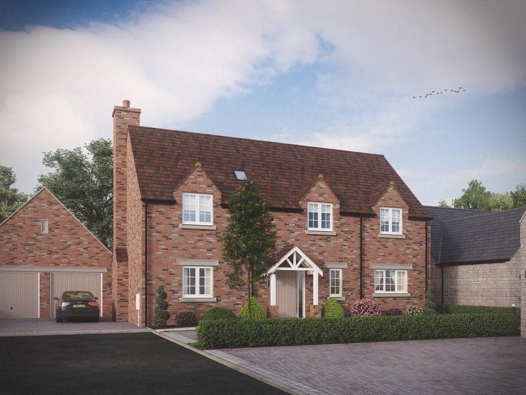 4 Bedroom Detached House, No. 4 The Walton Prestwold, Brailes