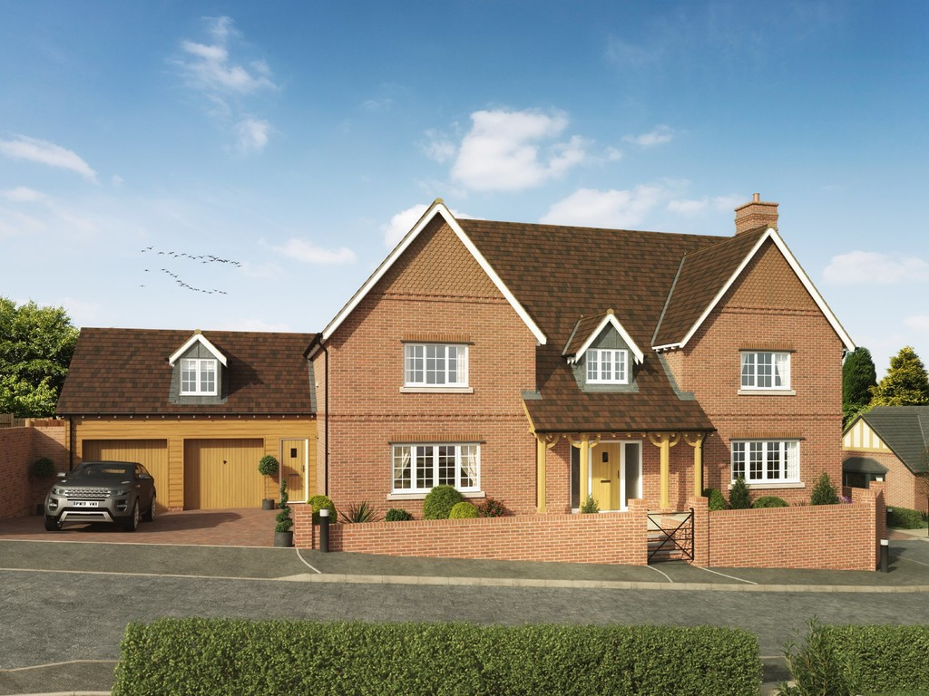 5 Bedroom Detached House, No. 2 Bentley House, Snitterfield, Stratford upon