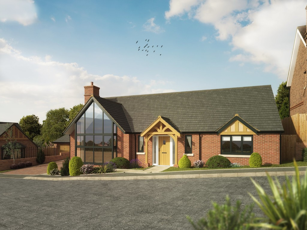 3 Bedroom Detached Bungalow, No. 5 Wootton,The Roundelay Collection, Stratford Upon Avon